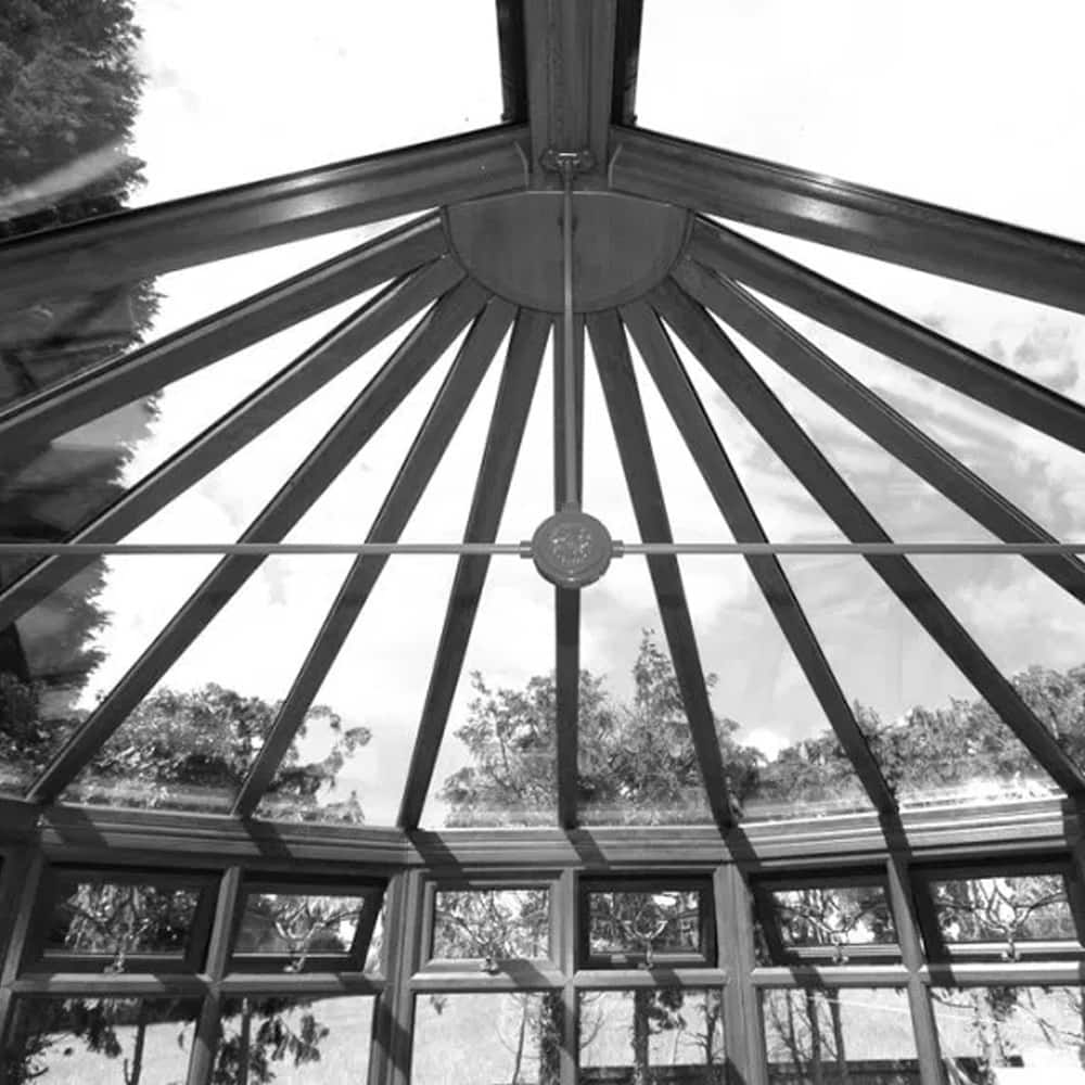 Roof of Conservatories