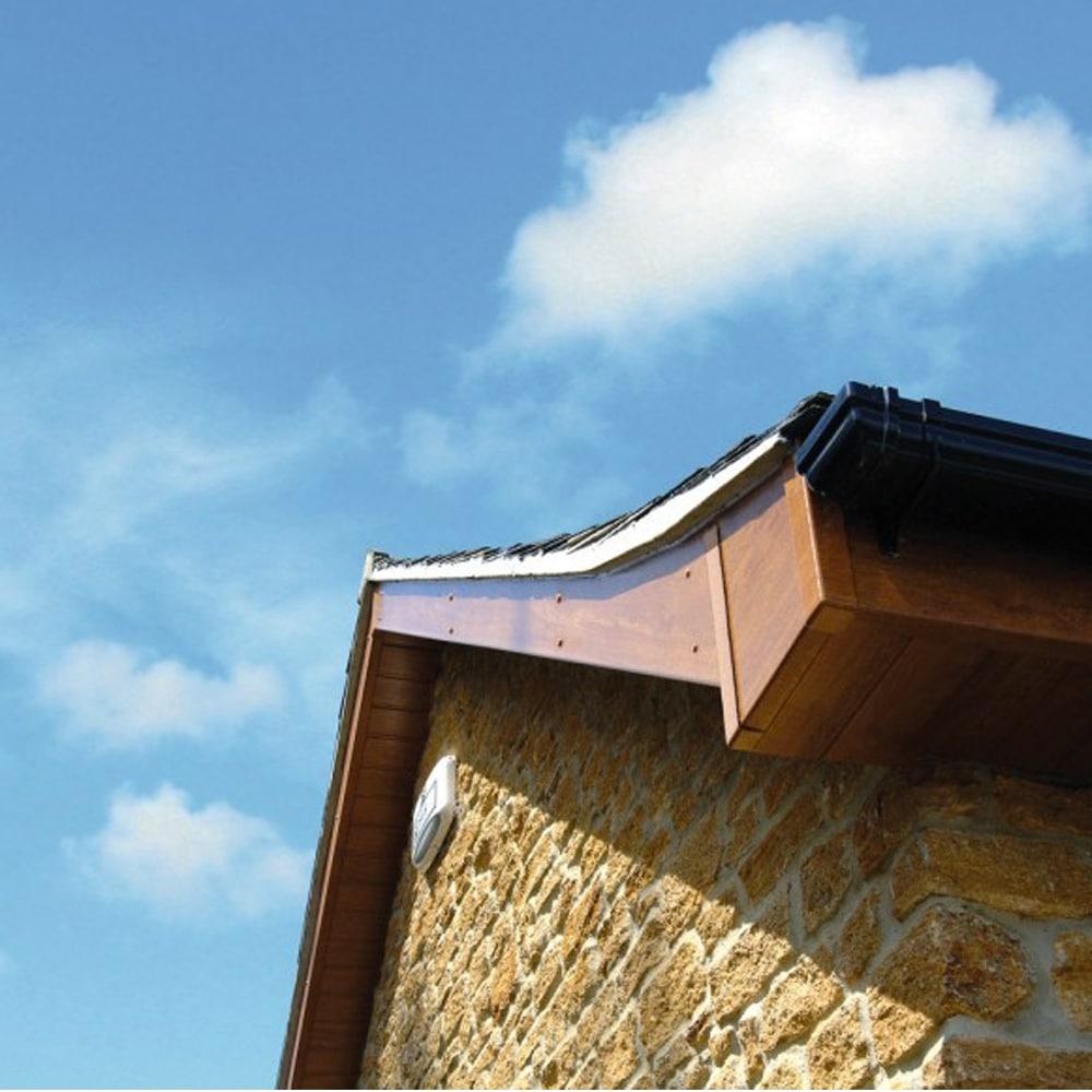 Windsor Windows Roof Line Fascia Boards 1