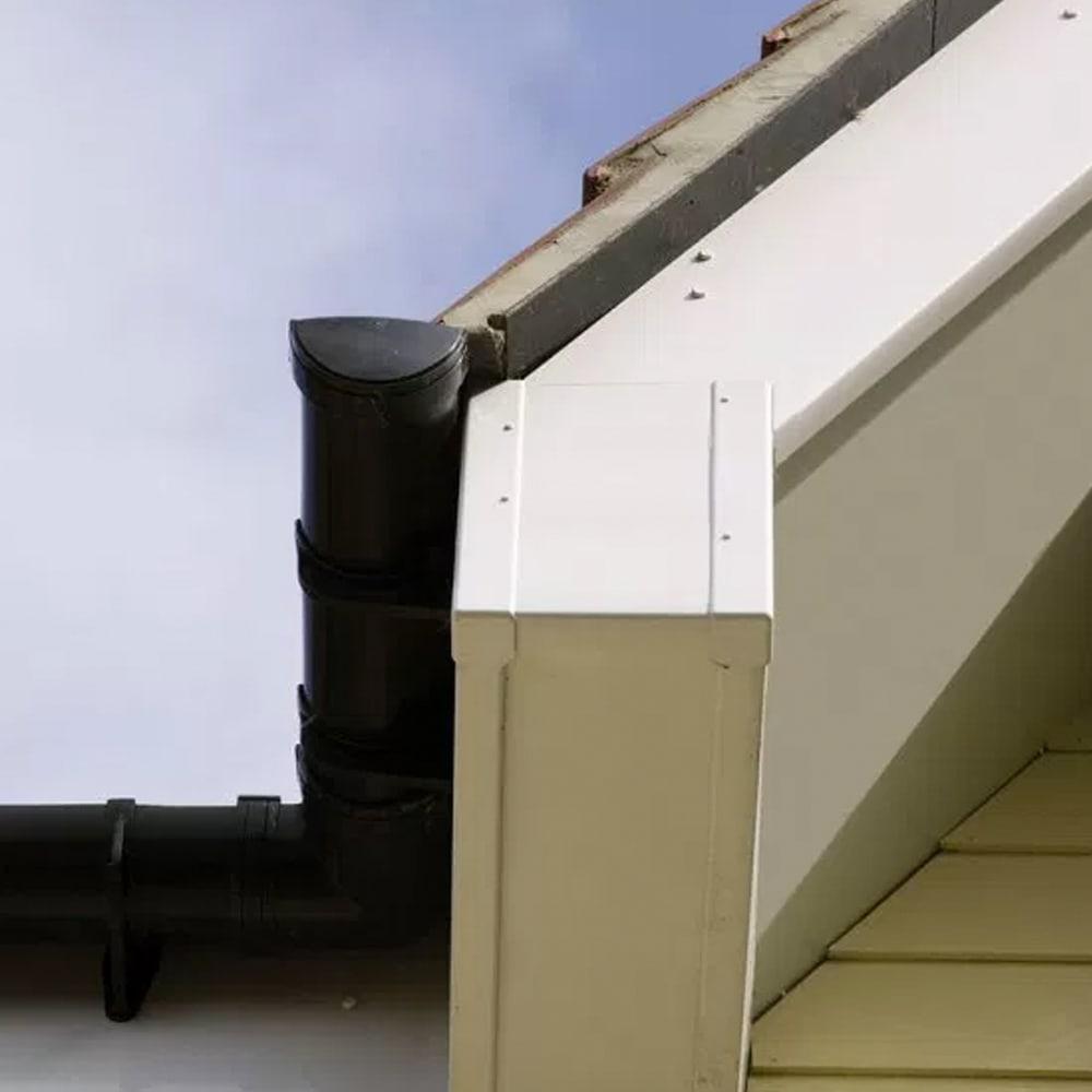 Windsor Windows Roof Line Fascia Boards 3