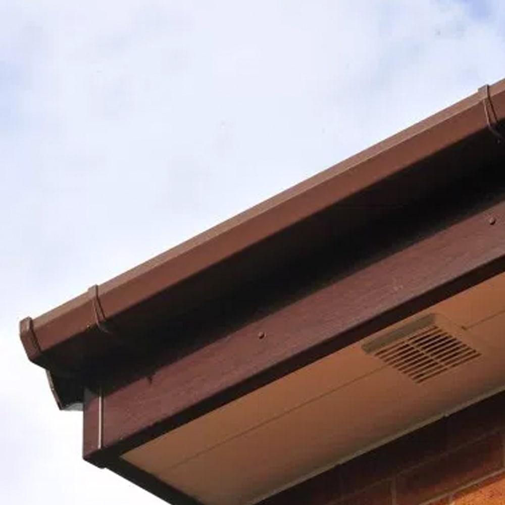 Windsor Windows Roof Line Soffit Boards 3