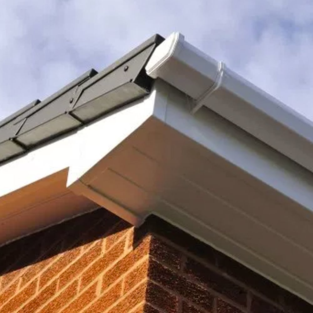 Windsor Windows Roof Line UPVC Guttering 3