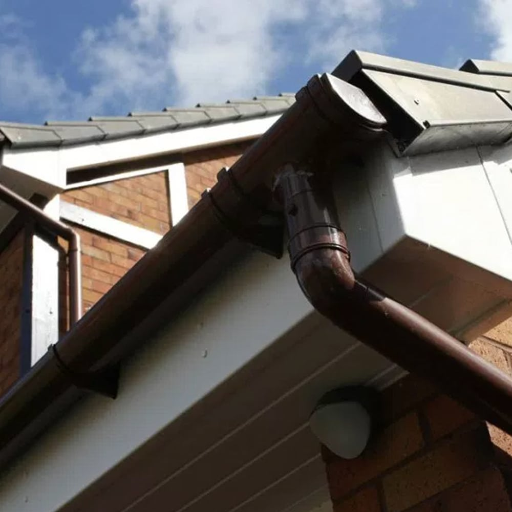 Windsor Windows Roof Line UPVC Guttering 5