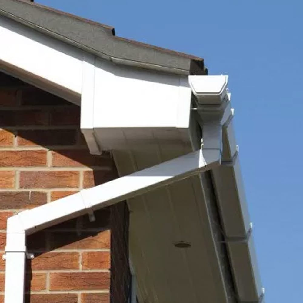 Windsor Windows Roof Line UPVC Guttering 8