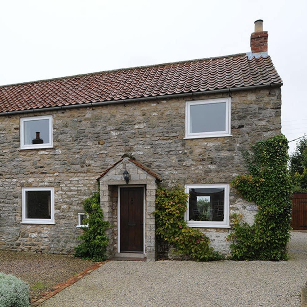 Reversible on stone house