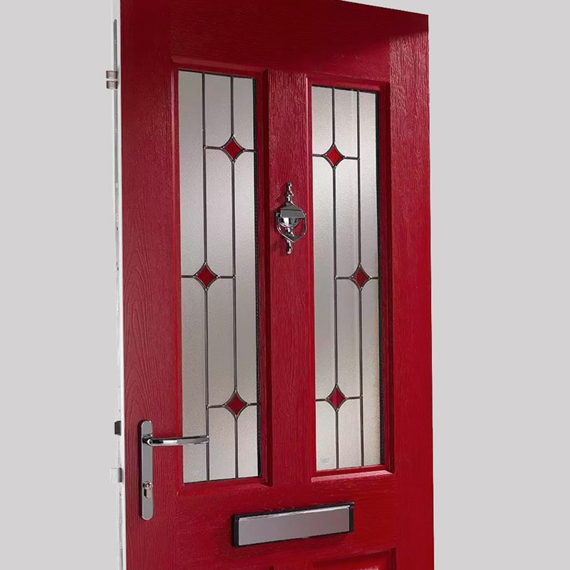 Winsor red ROCKDOOR